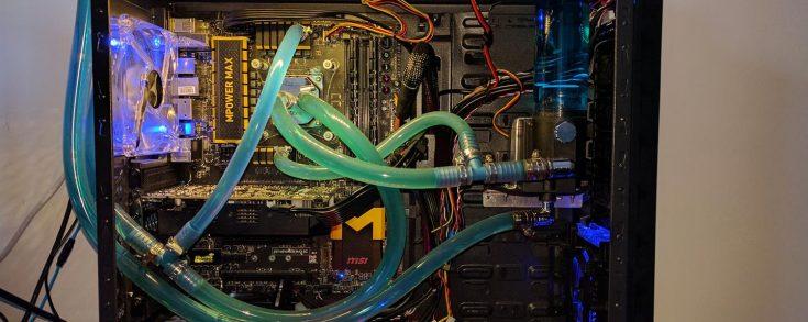 Pc I7 4790k, NVIDIA GTX 1060, SSD